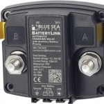 BatteryLink Automatic Charging Relay terminals