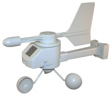 TX56UN-1-IT Wireless Solar Powered Wind Gauge