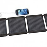 Trek North 6D solar charging samsung galaxy