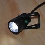 3 Watt LED Spotlight on