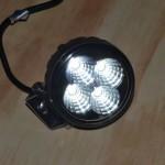 12W LED Spotlight 630lm on