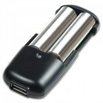 Tiny USB AA Battery Charger