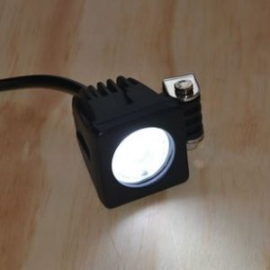 LED Floodlight (2-pack) : 10W, 850lm