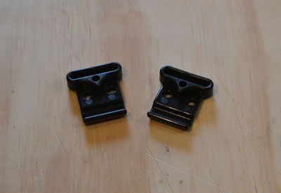Voltaic Panel Clips - Edges