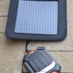 Jumpr Quad NiMh solar battery
