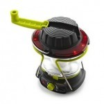 Lighthouse 250 Lantern dynamo hand crank