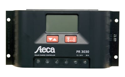 Steca PR-3030 Solar Charge Controller