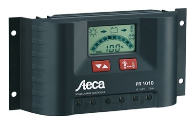 Steca PR-1010 Solar Charge Controller