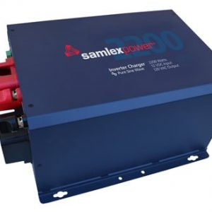 Samlex EVO-2212 : 2200 Watt Pure Sine Inverter/Charger