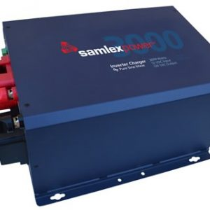 Samlex EVO-3012 : 3000 Watt Pure Sine Inverter/Charger