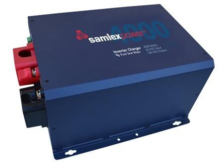 Samlex EVO-4024 : 4000 Watt Pure Sine Inverter/Charger