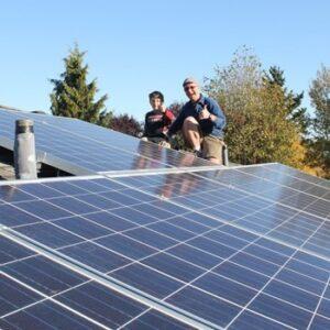 GT-2.5 : Grid-Tie Solar Power System