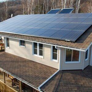 GT-10 : Grid-Tie Solar Power System