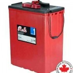 Rolls S-1450, 2V, 1450AHr, Flooded Deep Cycle Battery