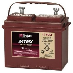 Trojan 24TMX : 12V, 94AHr Deep Cycle