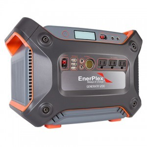 enerplex generatr 1200 portable battery