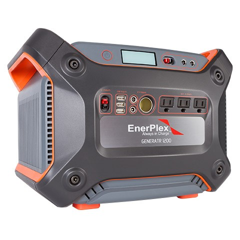 enerplex generatr 1200 portable battery