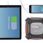 Enerplex Generatr 100 portable battery pack iphone ipad