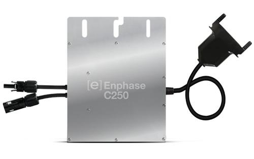 enphase c250 microinverter