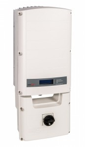 SolarEdge grid-tie inverter