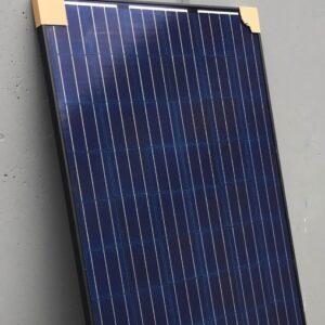 Black 260W solar panel