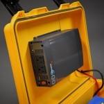 P3 DYNAMO AC 600 battery pack inside