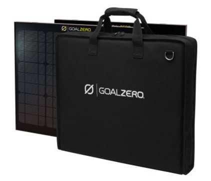 goal zero boulder 30 case panels