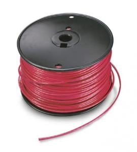 #10 red pv wire