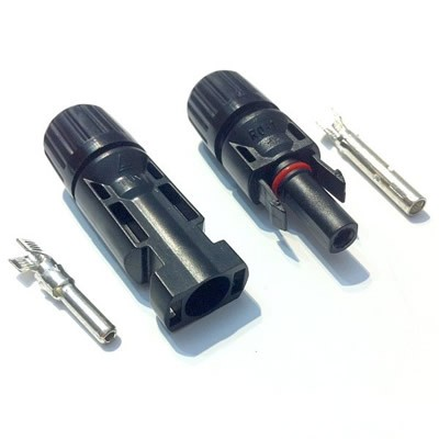 mc4 connector pair