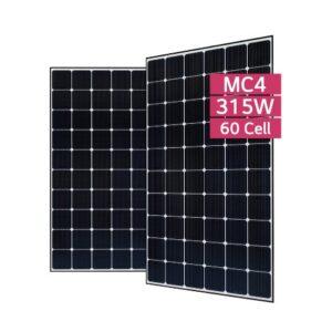 LG NeON 2 315W solar module