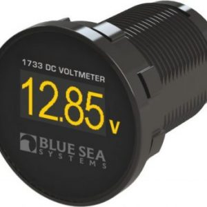 Blue Sea 1733 mini oled voltmeter