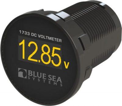 Blue Sea 1733 mini oled voltmeter