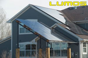 lumos LSX roof traditional exterior