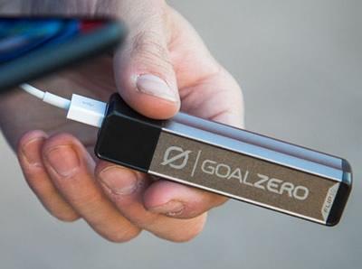 goal zero flip 10 USB battery pack