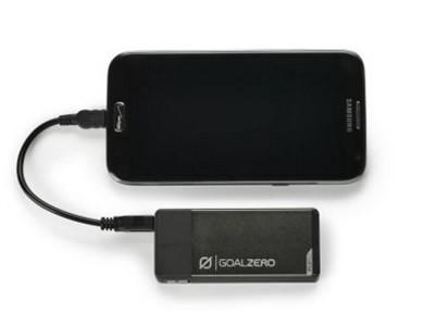 goal zero flip 20 phone