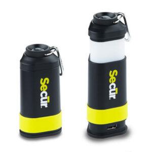 secur 4in1 lantern powerbank sp-1100