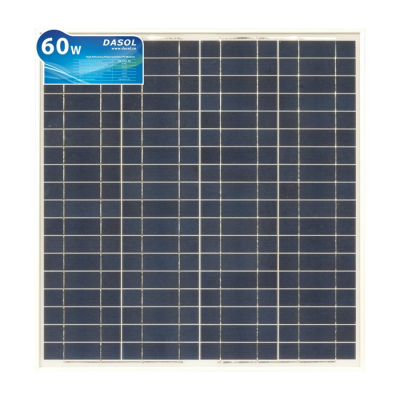 60W dasol solar panel