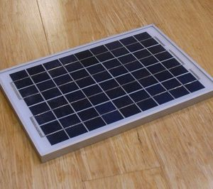 dasol 10w solar panel ds-a18-10