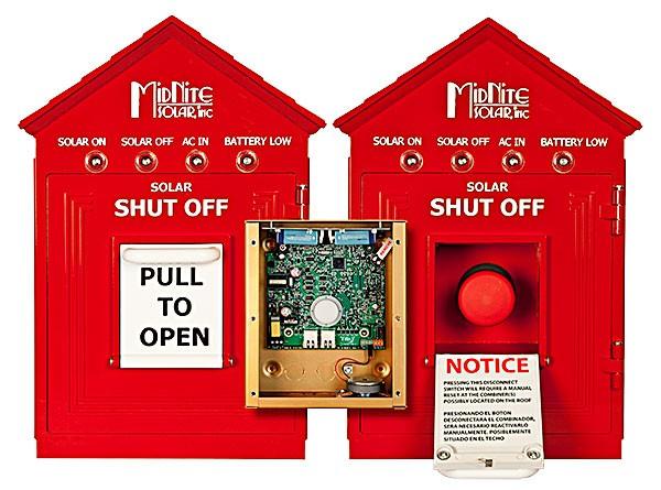 birdHouse rapid shutdown switch