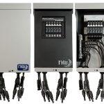 mnpv6-mc4-lv pre-wired solar combiner front