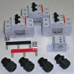 soladeck 0760K ac breaker combiner kit