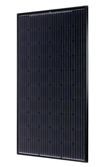 solarworld sunmodule plus 285 mono black