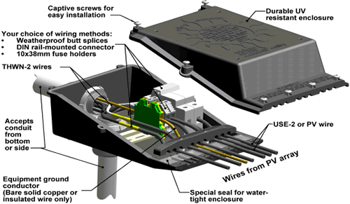wiley acme ace junction box diagram