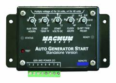 me-ags-s auto generator start standalone