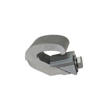 snapnrack universal end clamp 242-02215