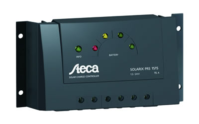 samlex steca PRS-1515 15a solar charge controller