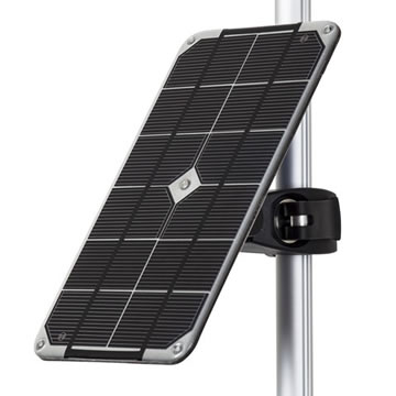 voltaic 3.5 watt solar panel with hole