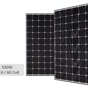 LG 330W solar module LG330N1C-A5