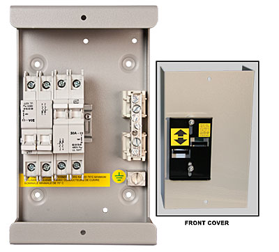 midnite solar transfer Switch 60a