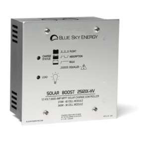 sb25I2iX mppt blue sky energy solar controller